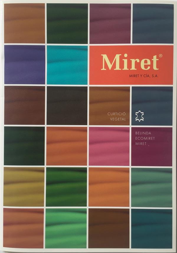 Portada Miret Colors